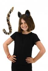 ANIMAL SET-CHEETAH, EARS WTAIL
