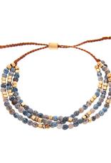 Rain Jewelry Collection BRACELET-BEAD SLIDE KNOT