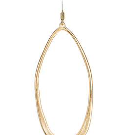 Rain Jewelry Collection EARRINGS-OPEN LOOP