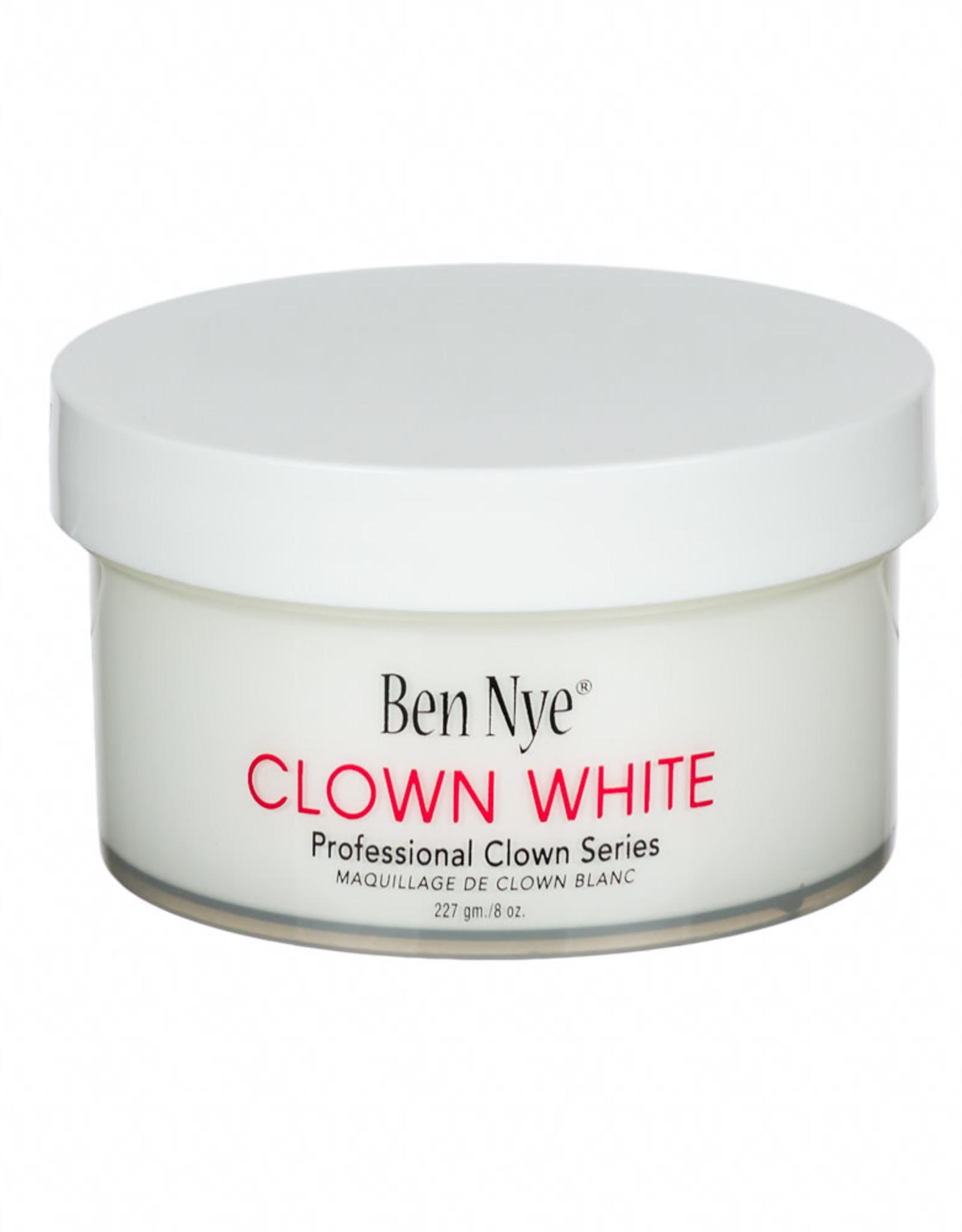 Ben Nye CLOWN WHITE, 8 OZ
