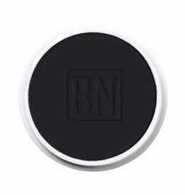 Ben Nye FOUNDATION-CAKE, BLACK, 1 OZ