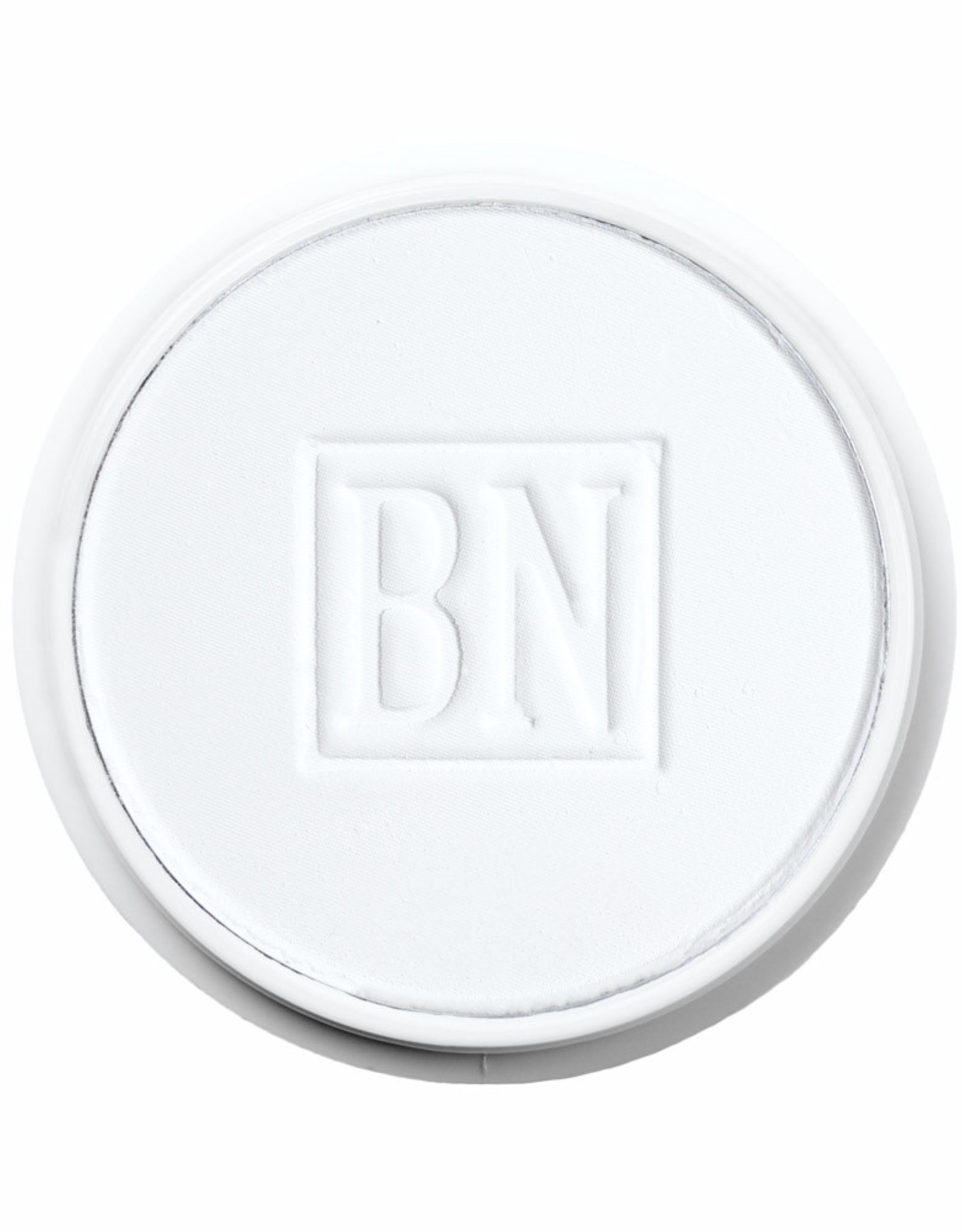 Ben Nye FOUNDATION-CAKE, WHITE, 1 OZ