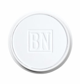 Ben Nye FOUNDATION-CAKE, WHITE, 1 OZ