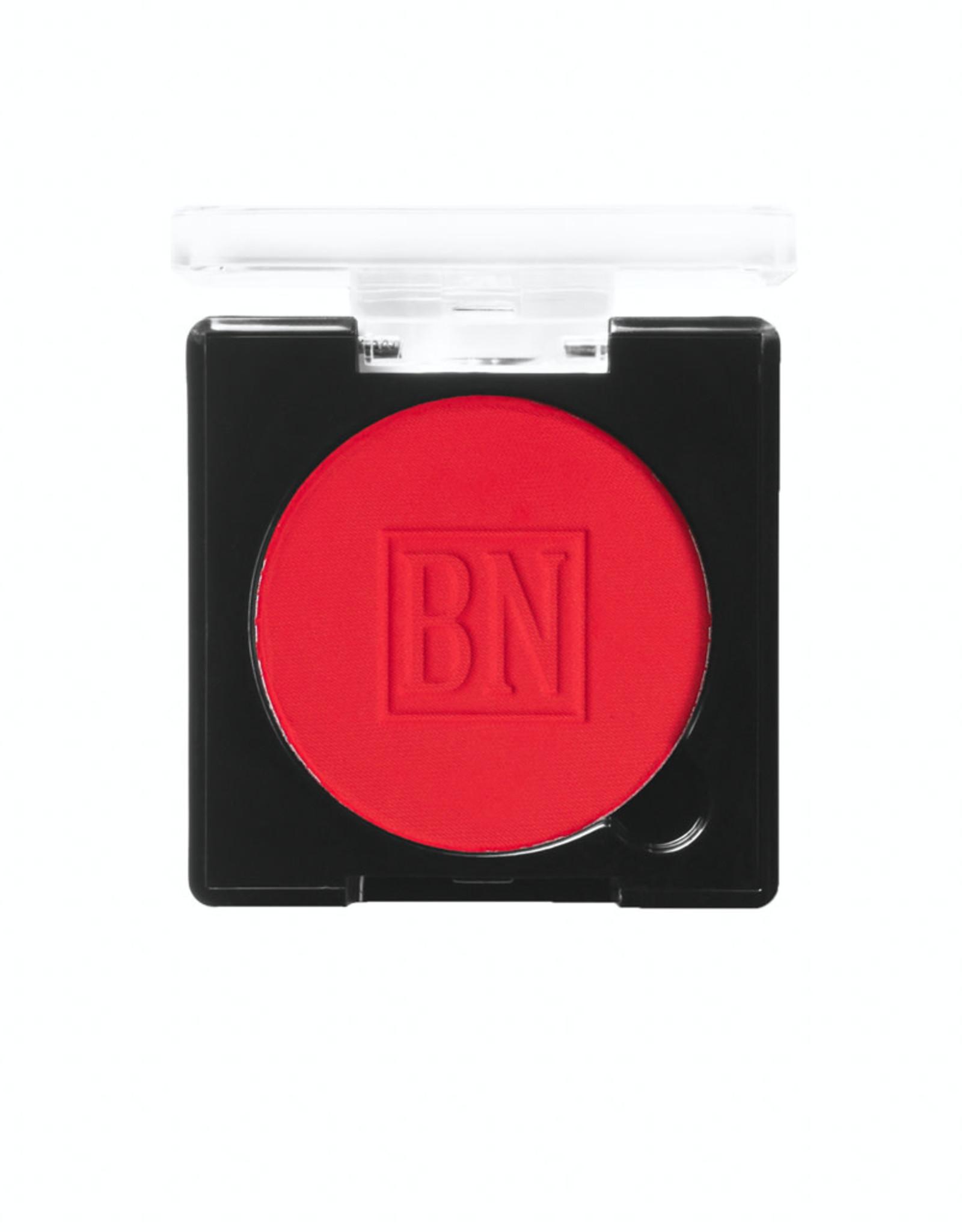 Ben Nye ROUGE-POWDER, RED HOT, .1 OZ
