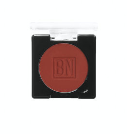 Ben Nye ROUGE-POWDER, RED BROWN.12 OZ
