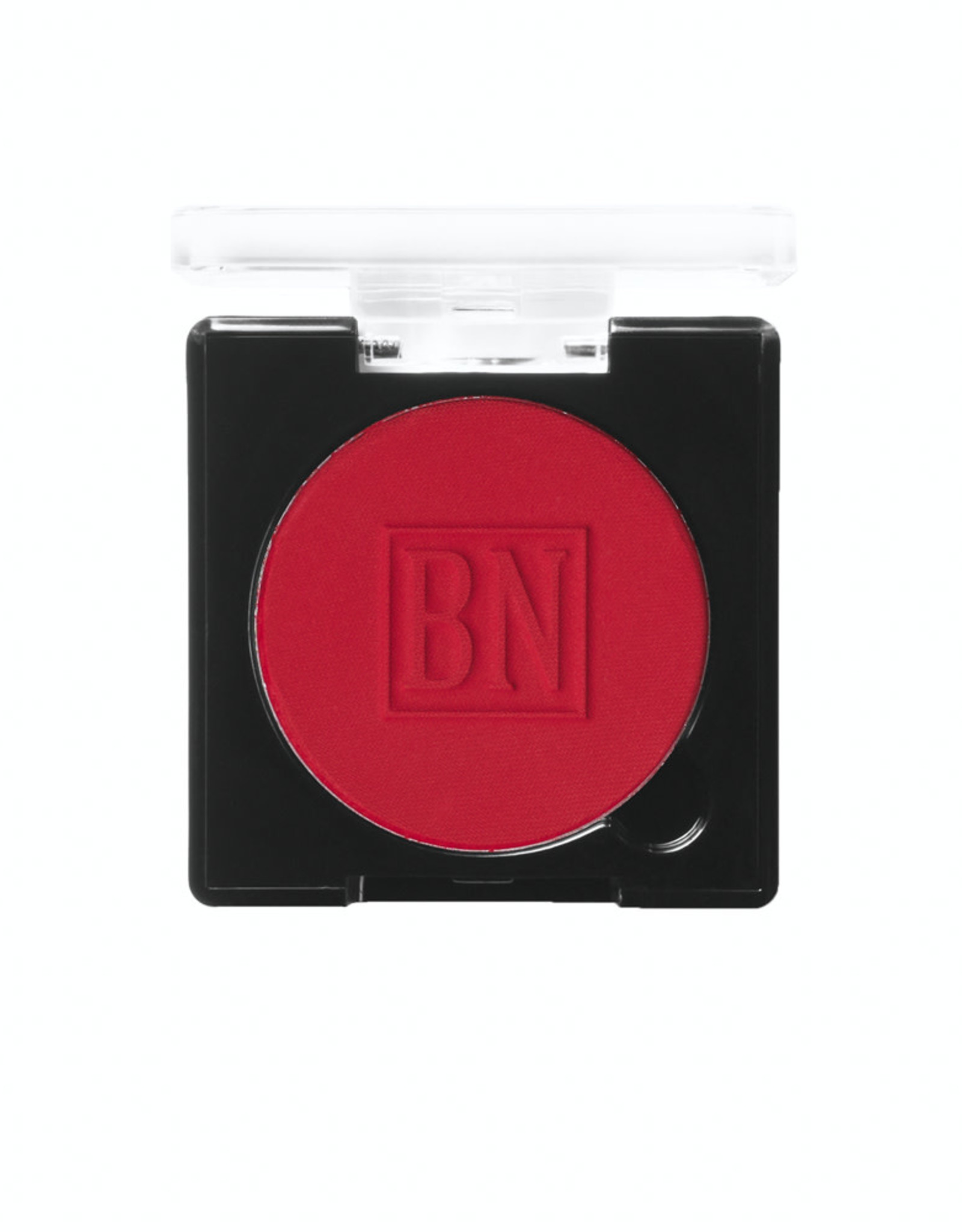 Ben Nye ROUGE-POWDER, FLAME RED,.12 OZ
