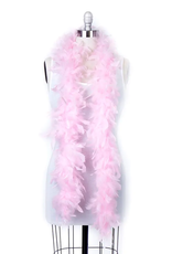 FEATHER BOA-CHANDELLE LT, ASST I