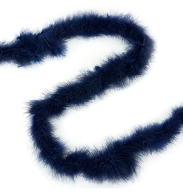FEATHER BOA-MARABOU MED, ASST