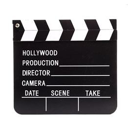 CLAPPER-VINTAGE HOLLYWOOD, SMALL