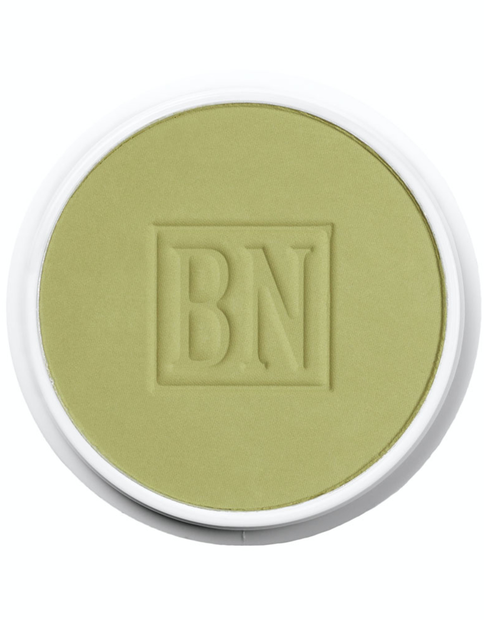 Ben Nye FOUNDATION-CAKE, SALLOW GRN, 1 OZ