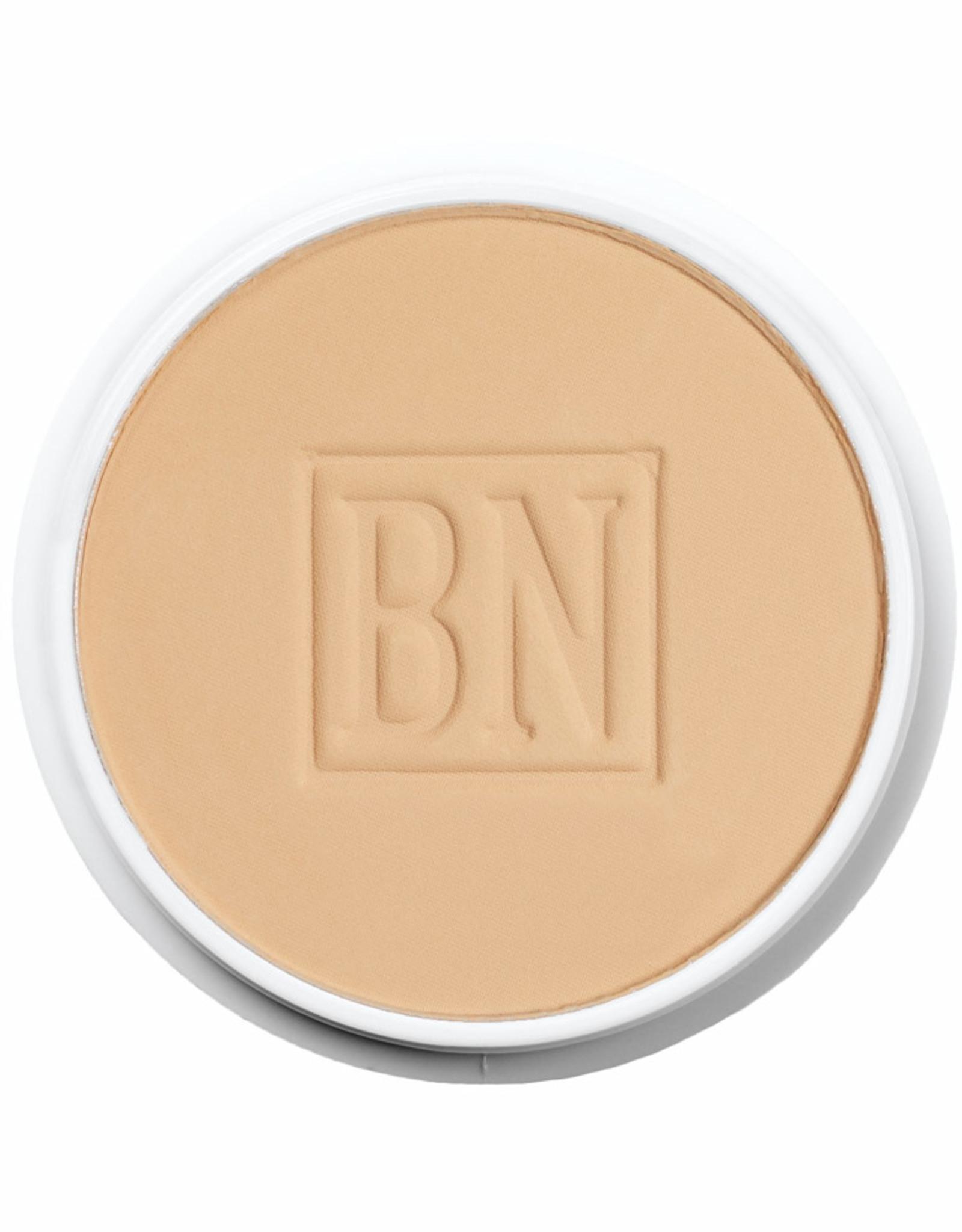 Ben Nye FOUNDATION-CAKE,BARELY BEIGE, 1 OZ