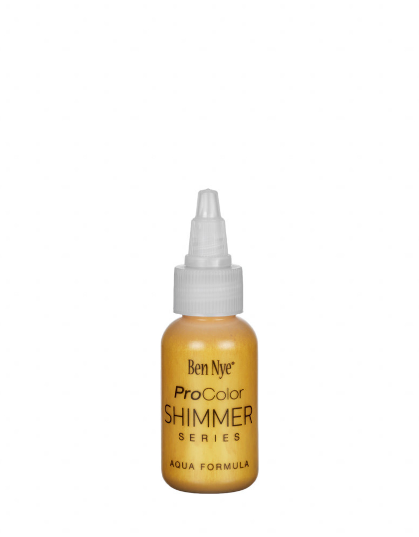 Ben Nye PROCOLOR AIRBRUSH PAINT-BEAUTY, GOLD, 1 OZ