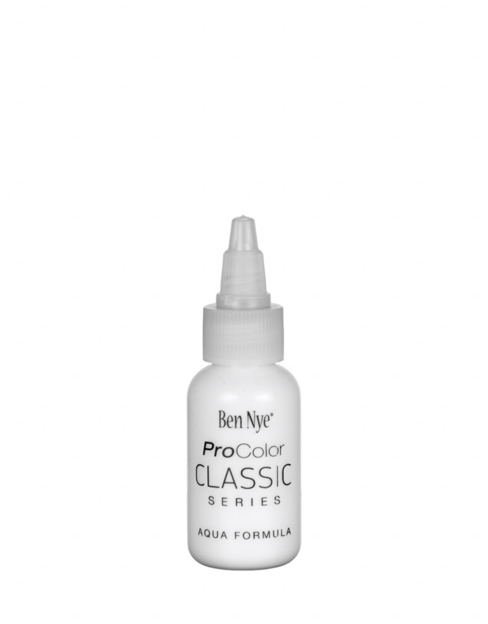 Ben Nye PROCOLOR AIRBRUSH PAINT-CLASSIC, WHITE, 1 OZ
