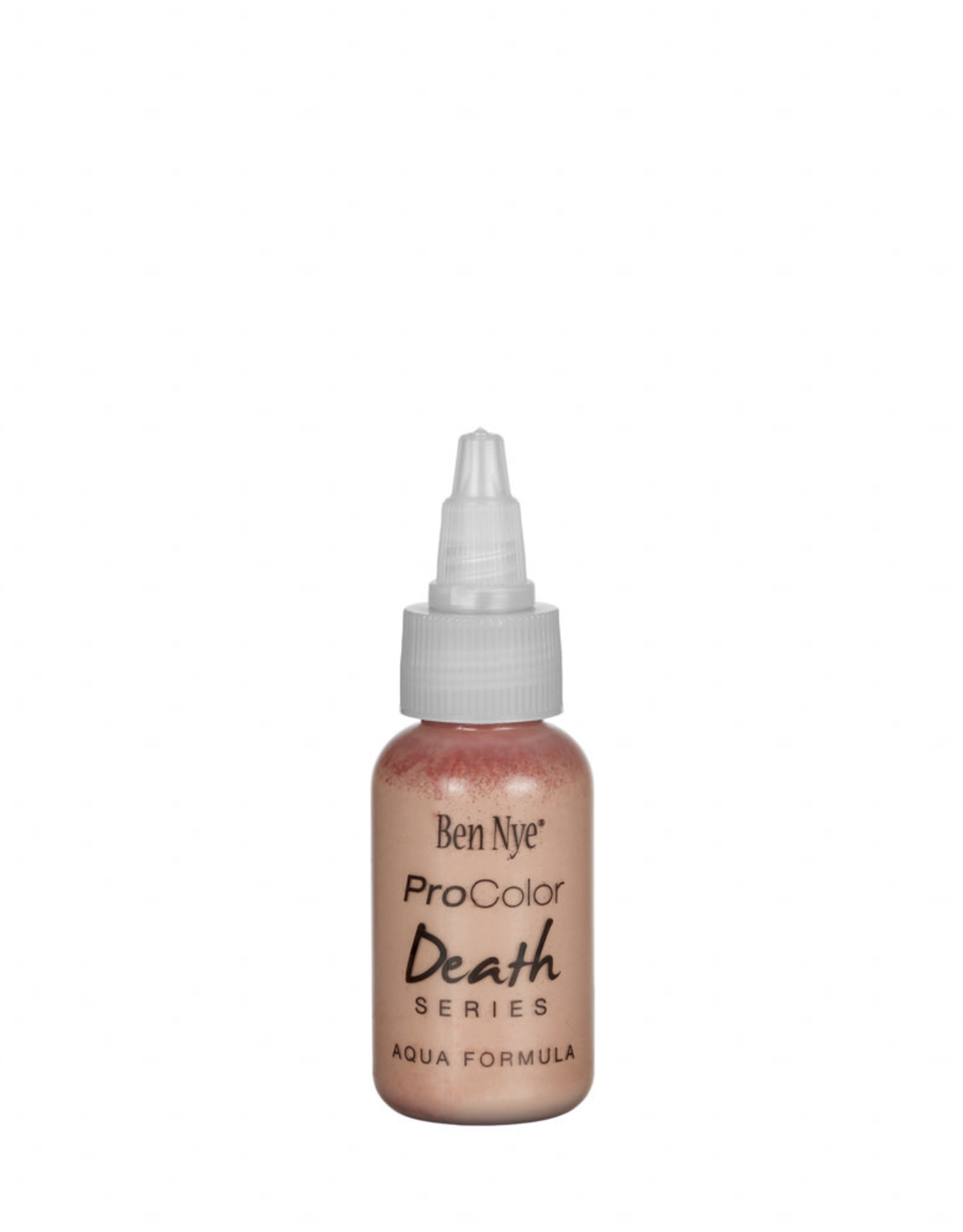 Ben Nye PROCOLOR AIRBRUSH PAINT-DEATH, PALE VAMPIRE, 1 OZ