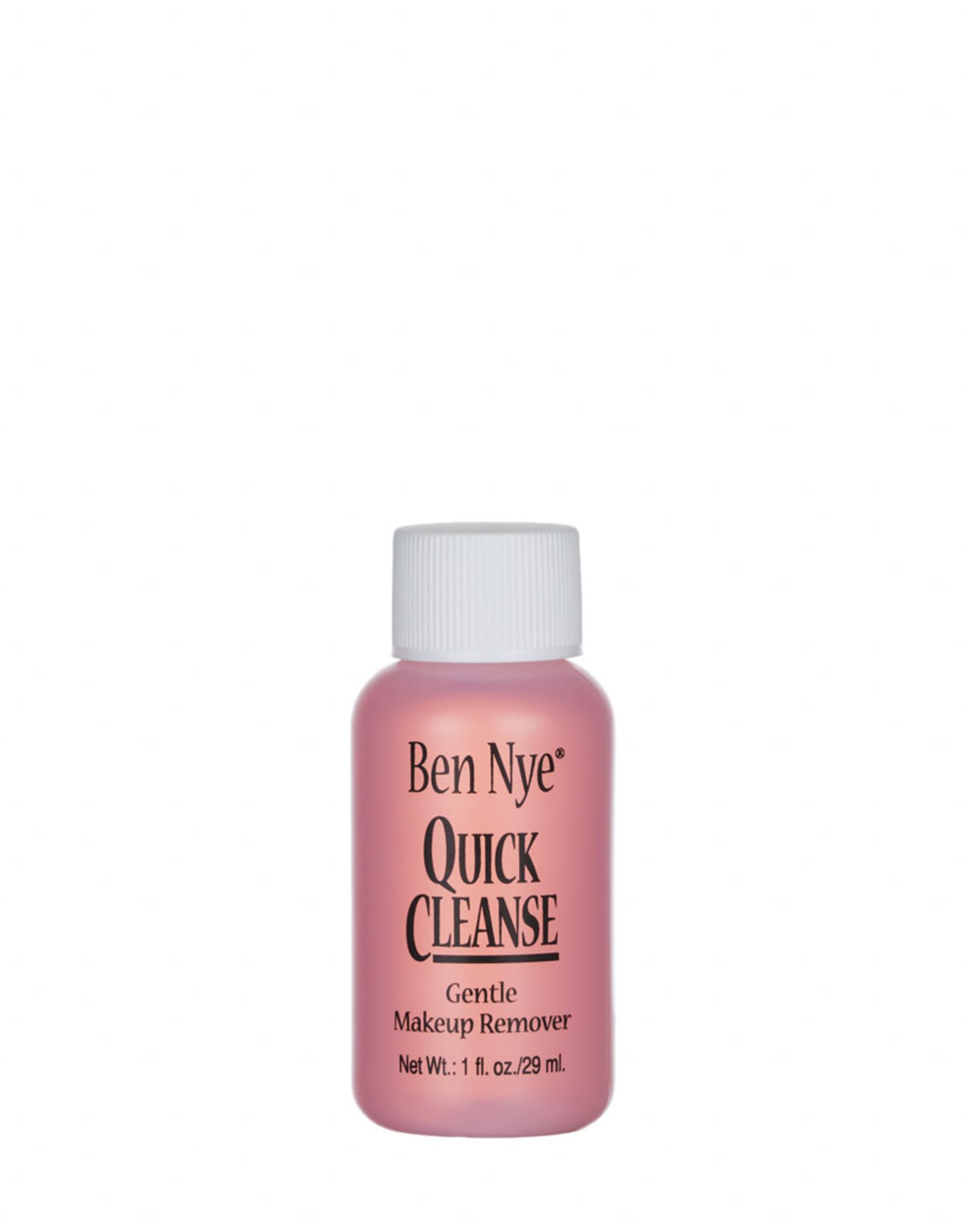 Ben Nye QUICK CLEANSE, 1 FL OZ