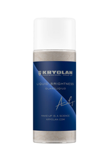 Kryolan LIQUID BRIGHTNESS, 100ML SILVER