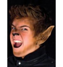 CHARACTER-WEREWOLF-EARS XL, LATEX