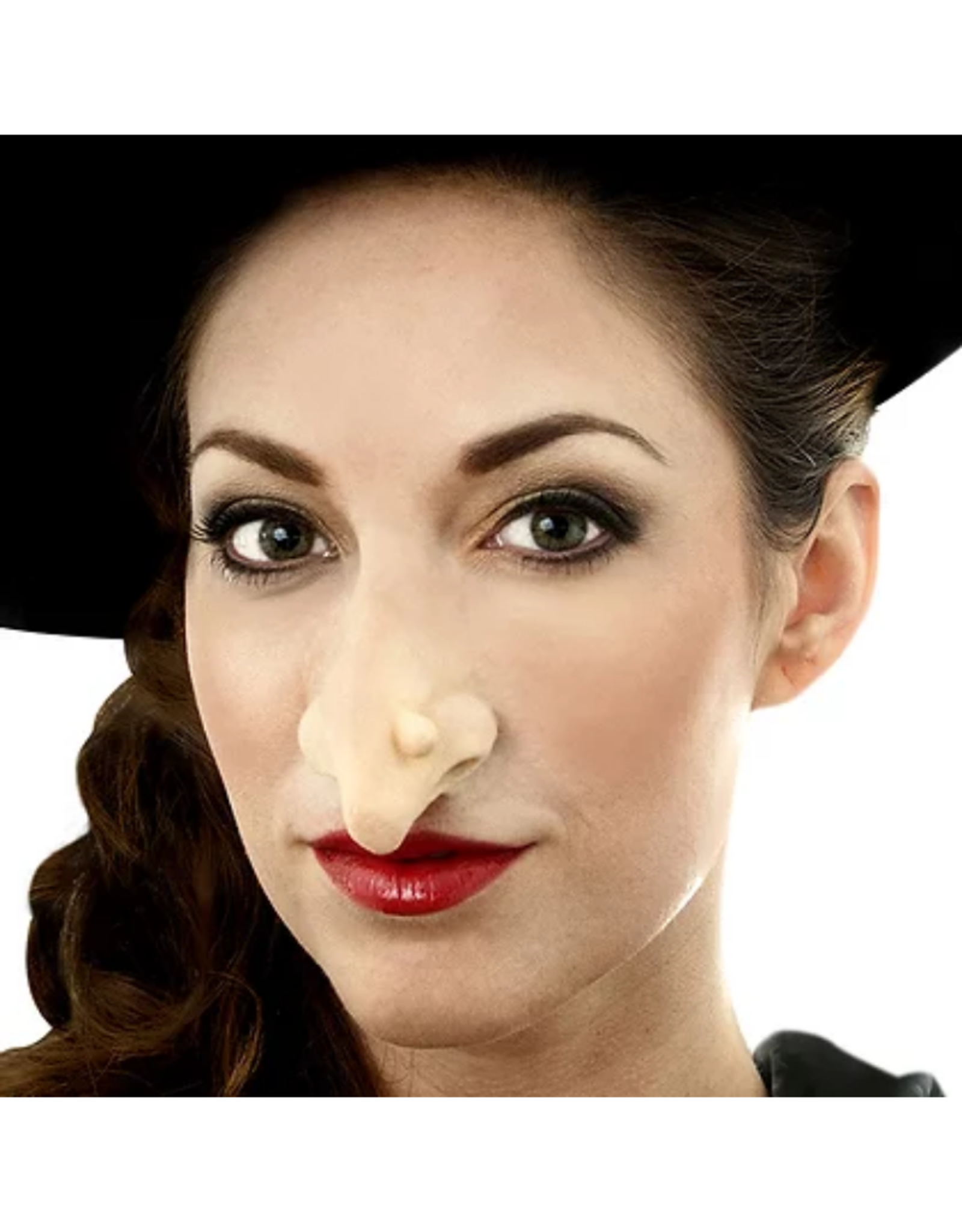 CHARACTER-WITCH-NOSE, SMALL, LATEX