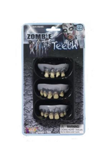 TEETH-ZOMBIE, ROTTED