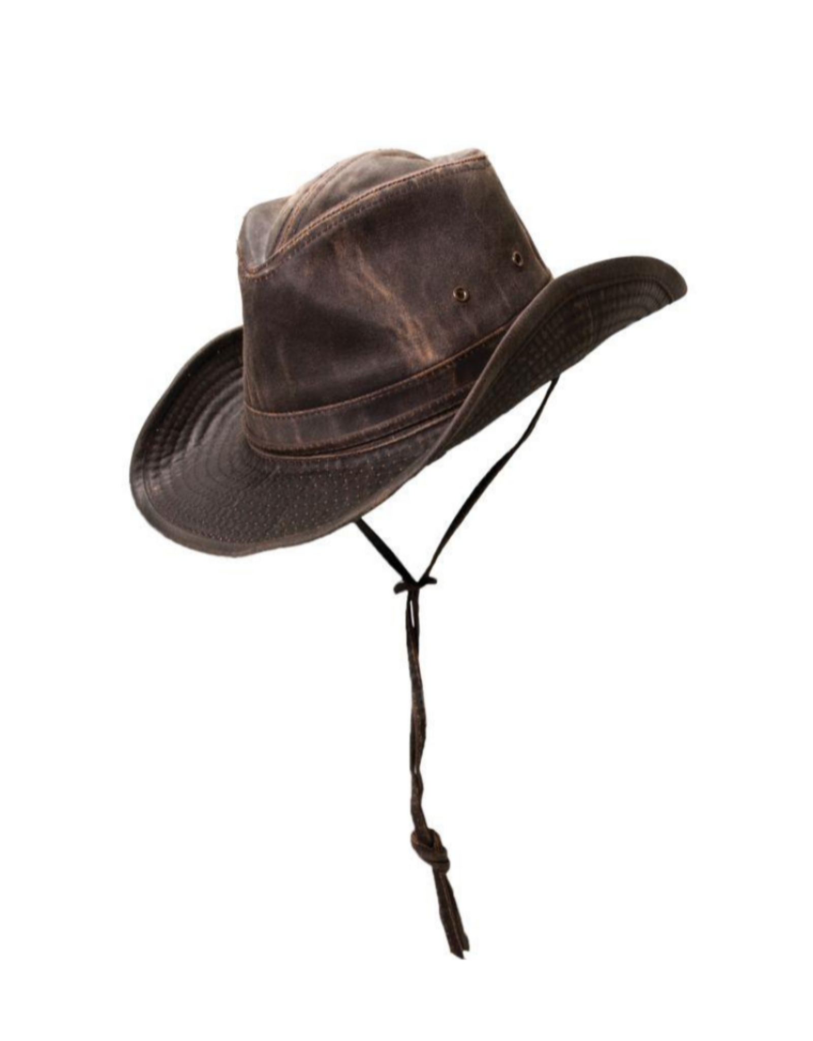 "HAT-OUTBACK ""BOONDOCKS"" WEATHERED"