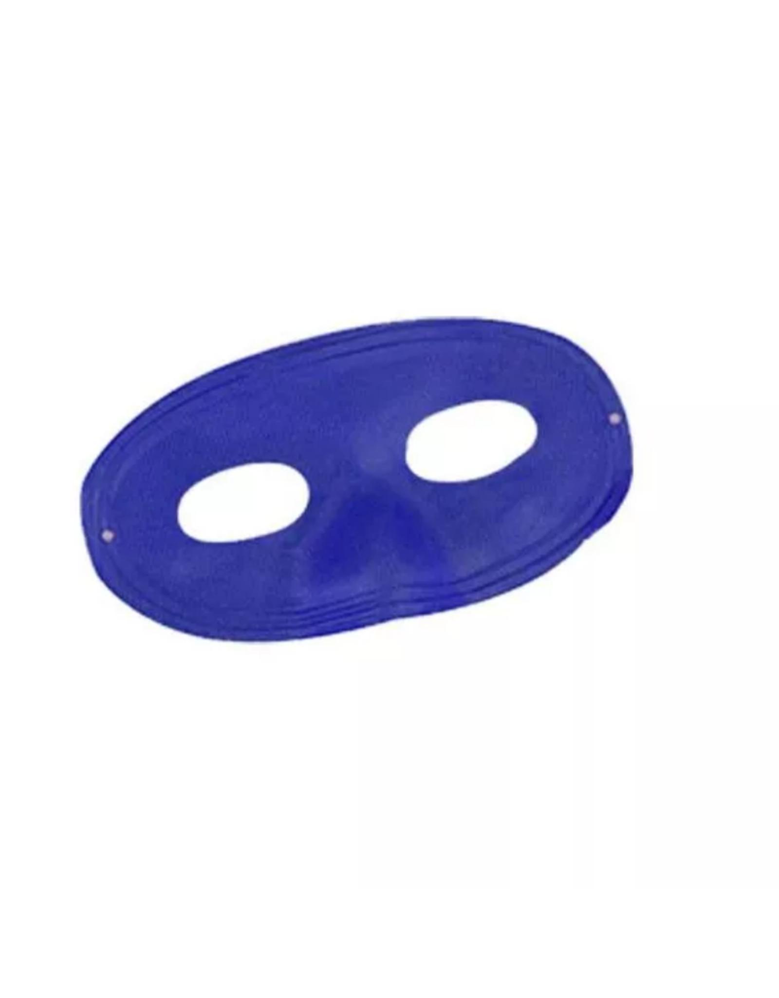 MASK-DOMINO, BLUE, D