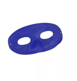 MASK-DOMINO, BLUE, D