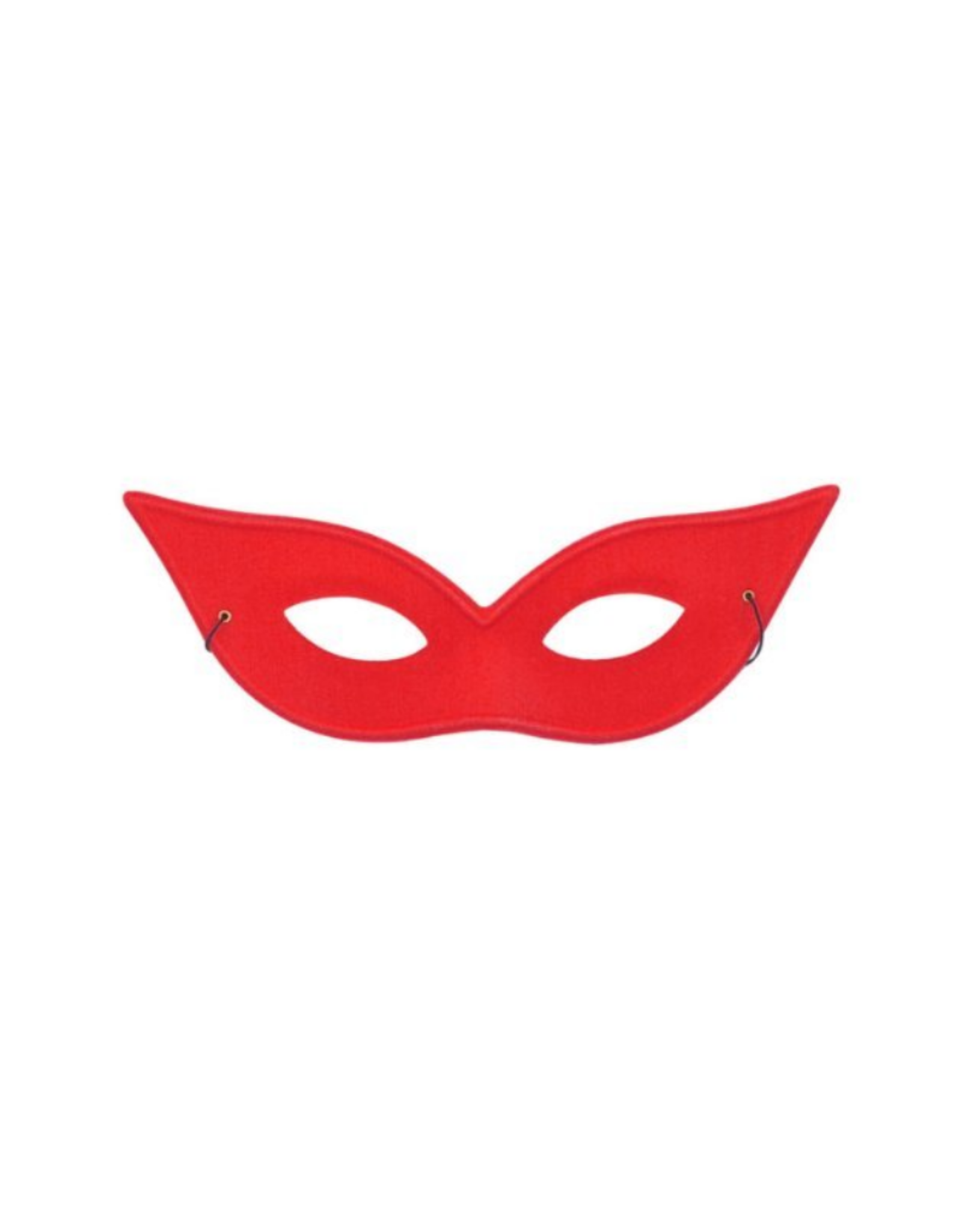 MASK-HARLEQUIN, RED