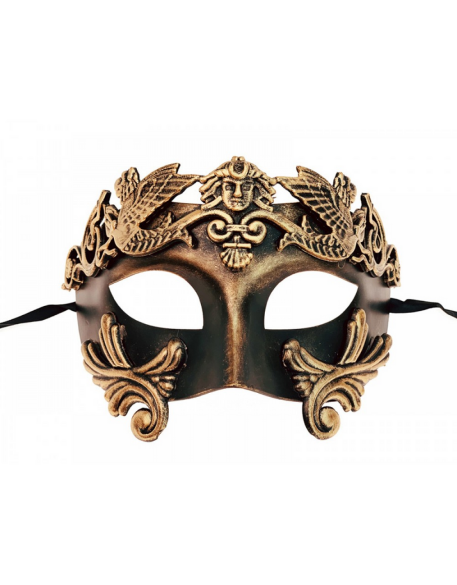KBW Global Corp MASK-MENS-VENETIAN W/ GRIFFINS