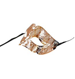 KBW Global Corp MASK-METAL-ROSE GOLD