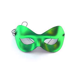 MASK-FASHION MASK, GREEN