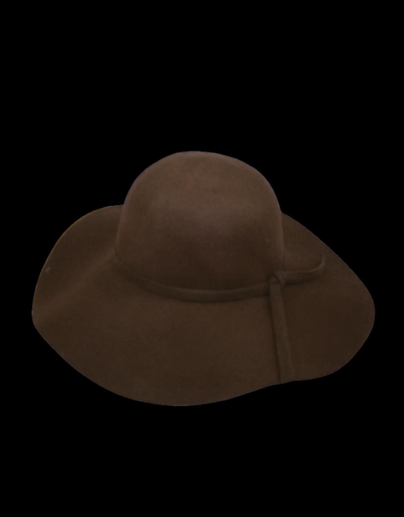 "HAT-FLOPPY 4"" BRIM"