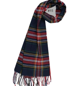SCARF-OBLONG-PLAID