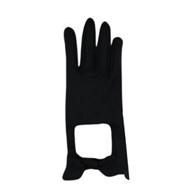 GLOVES-FASHION-CUTOUT W/BOW TEXTING
