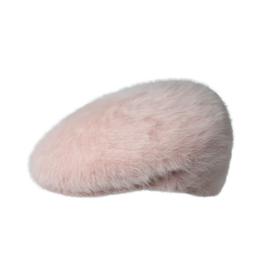 """Kangol HAT-IVY CAP """" FURGORA 504"""" ANGORA MIX"""