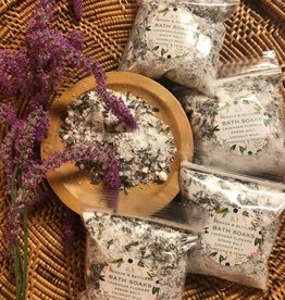 Faire/Nomads and Settlers BATH SALT-ORGANIC LAVENDER