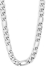 NECKLACE-CRUCIBLE STAINLES FIGARO
