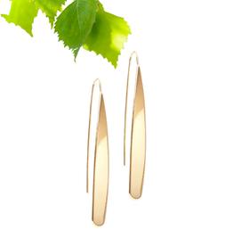 Faire/Minds Eye Design EARRINGS-LONG DROP THREADERS
