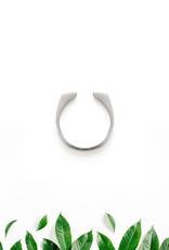 Faire/Minds Eye Design RING-STERLING HORSESHOE
