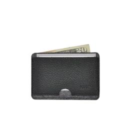 CARD CASE-COMBO, BLACK