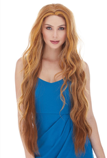 LF-MONTANA WIG, BLONDE, (LACEFRONT)