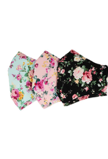 FACE MASK-MIXED FLORAL PRINT