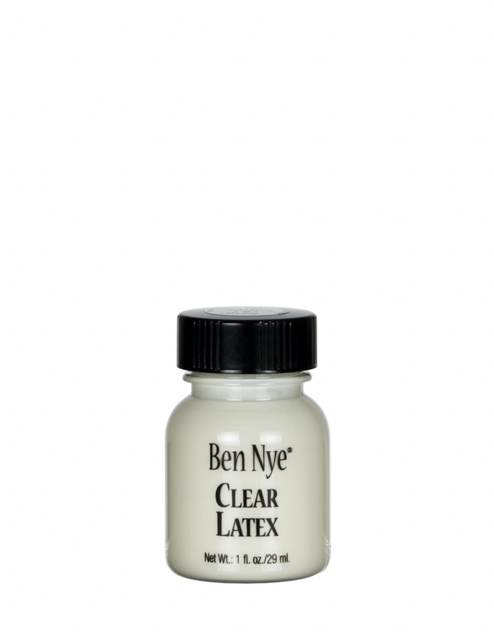 Ben Nye FX CLEAR LATEX, 1 FL OZ