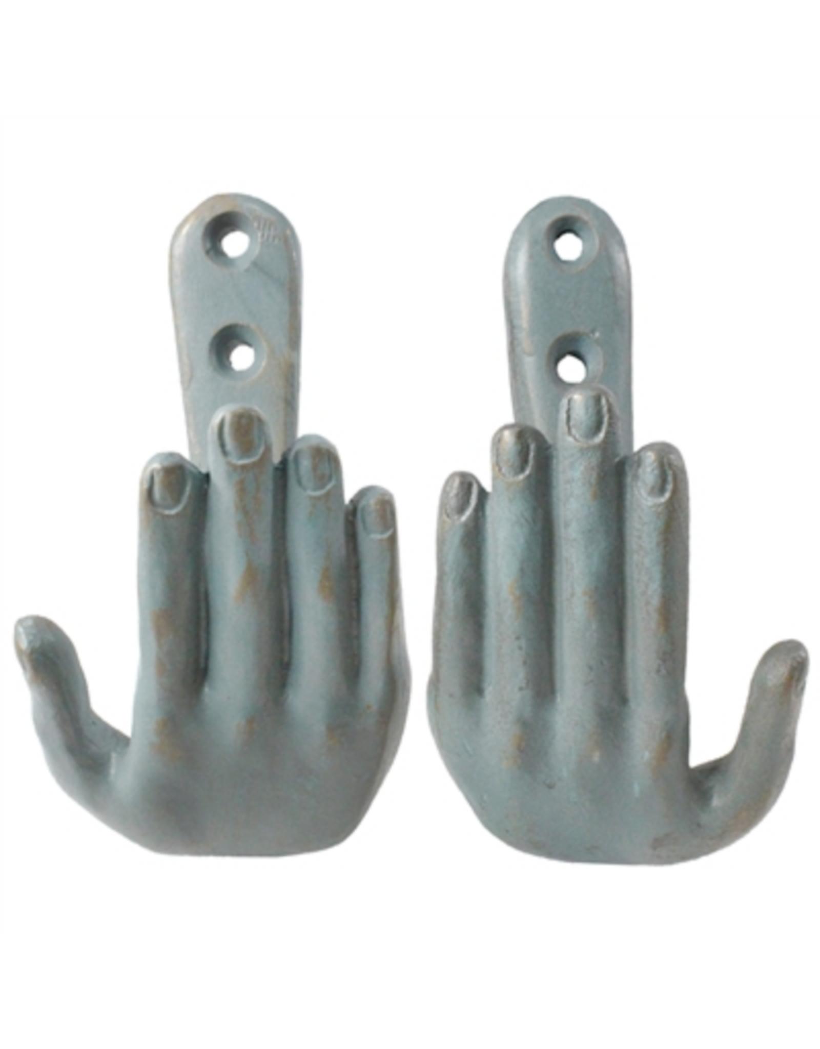 HOOK-OPEN HANDS