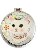 TRINKET BOX-ROYAL CAT, CERAMIC