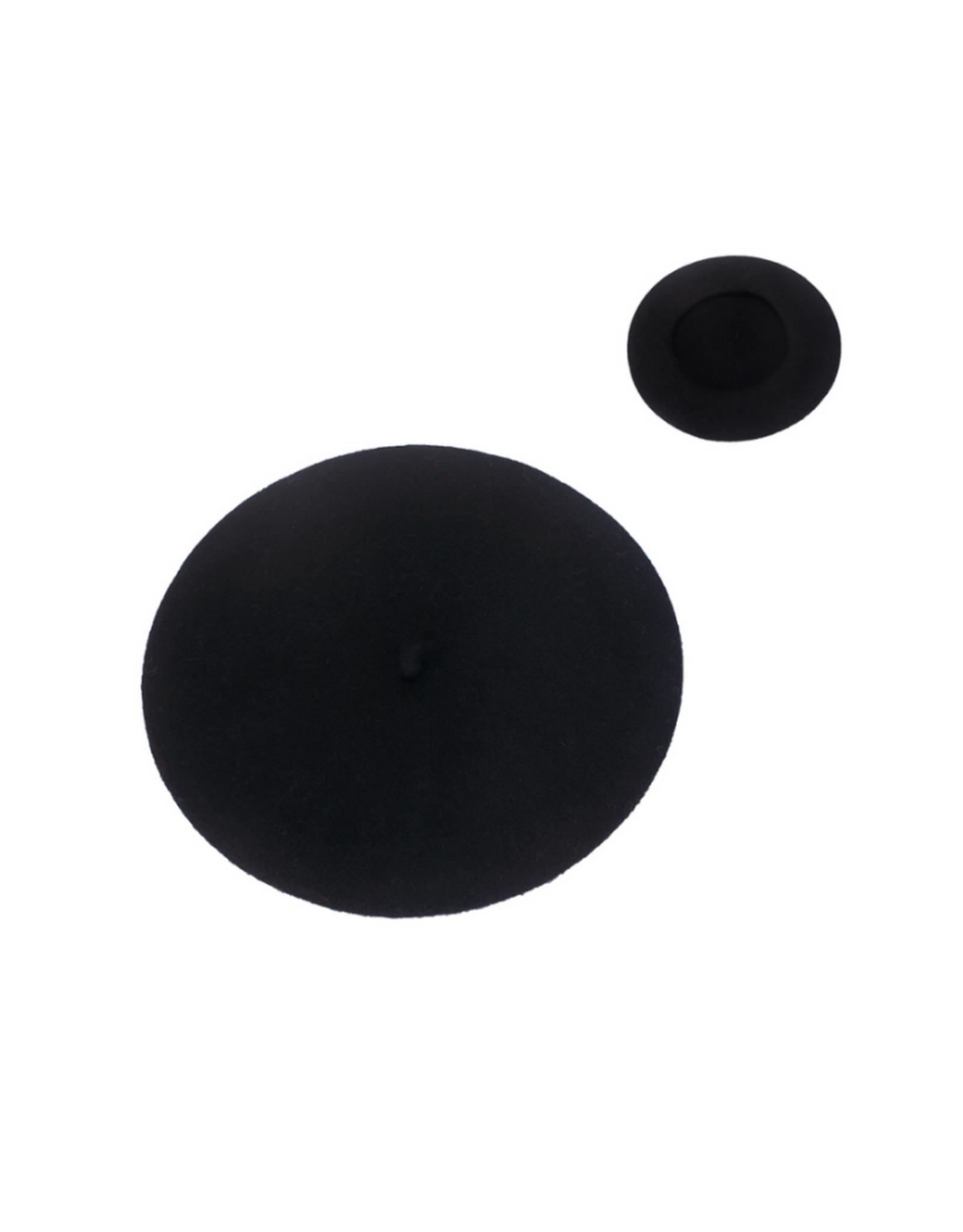 HAT-BERET-CLASSIC FELT