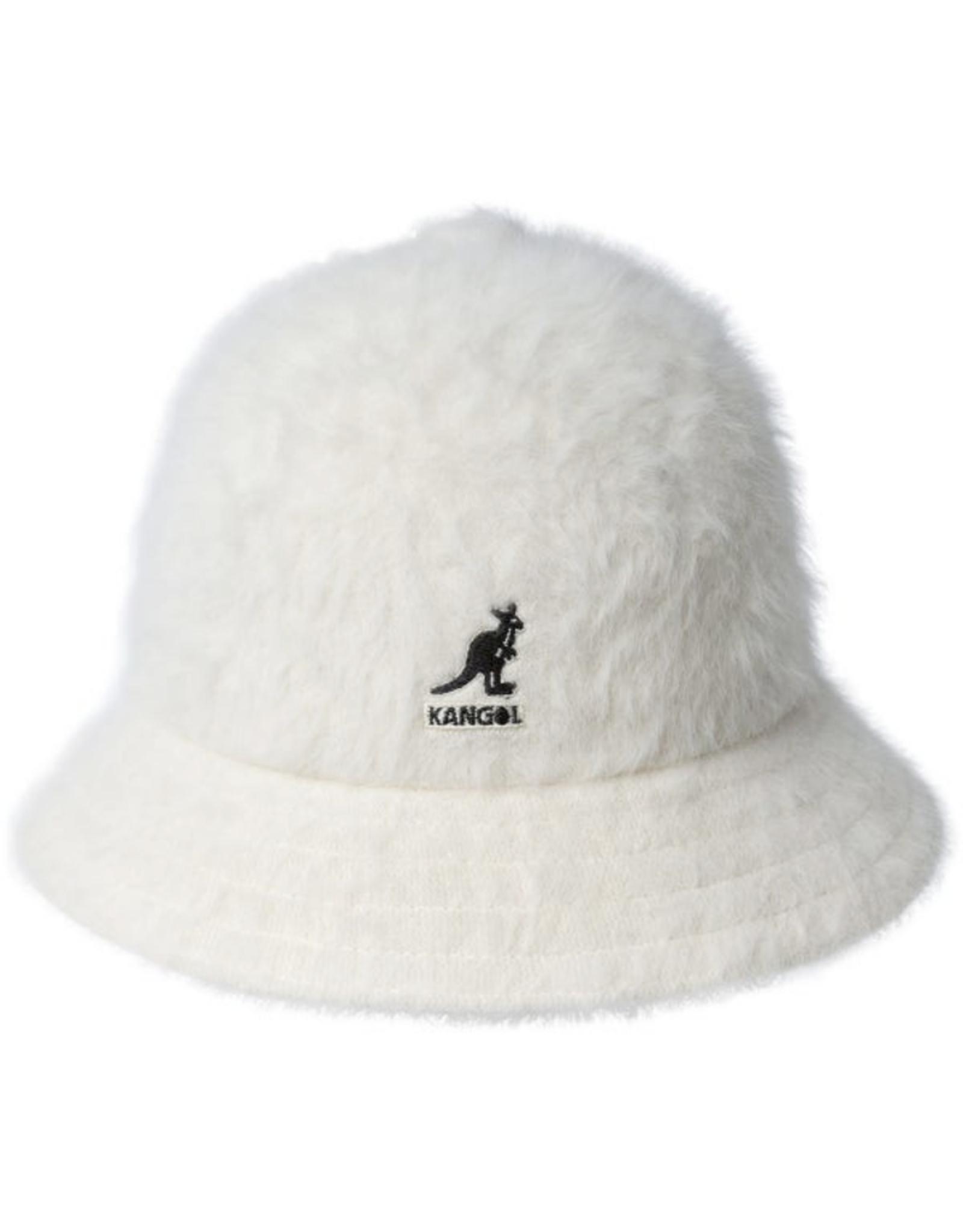 "Kangol HAT-BUCKET ""FURGORA CASUAL""  ANGORA MIX"