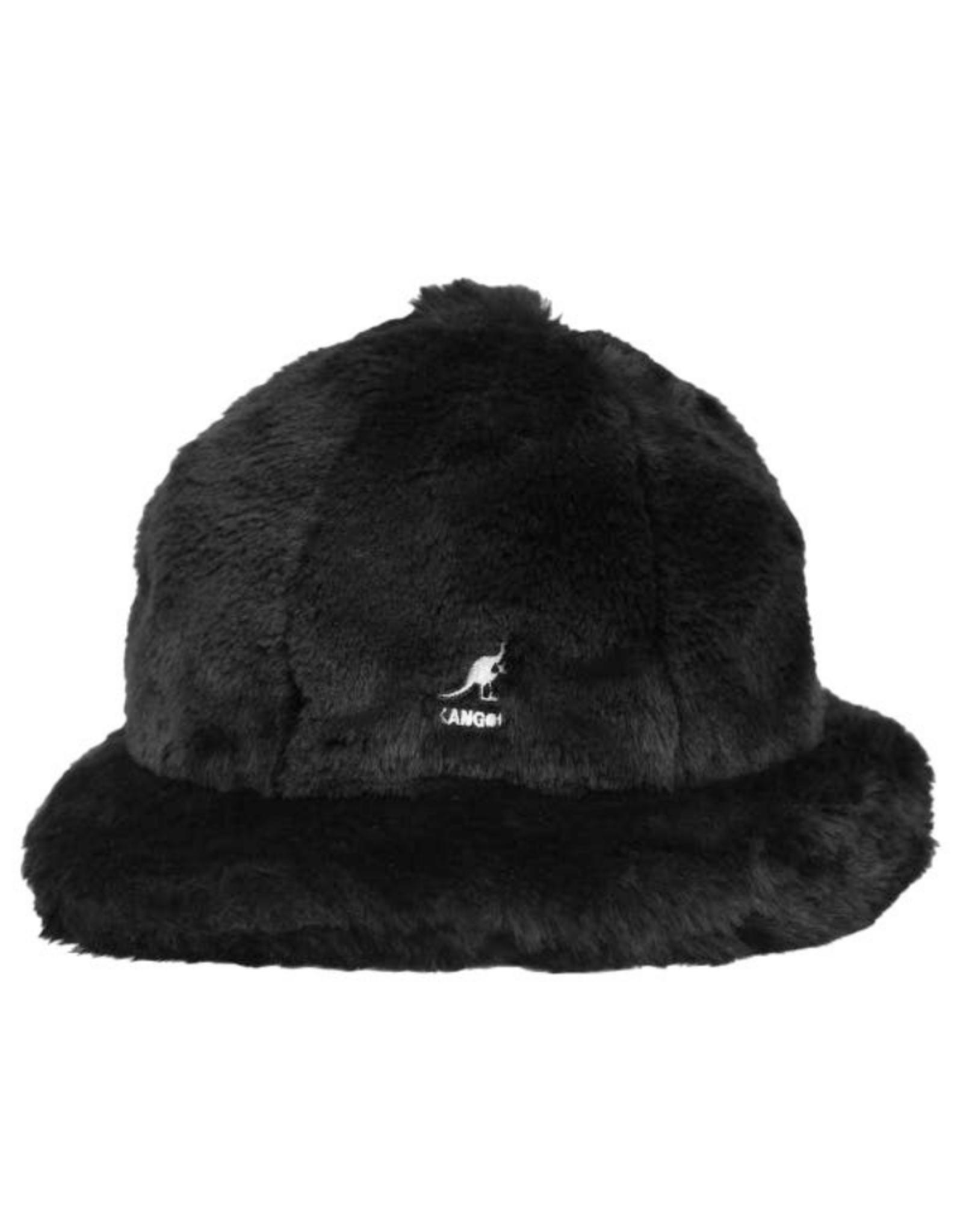 """Kangol HAT-BUCKET """"FAUX FUR CASUAL"""""""