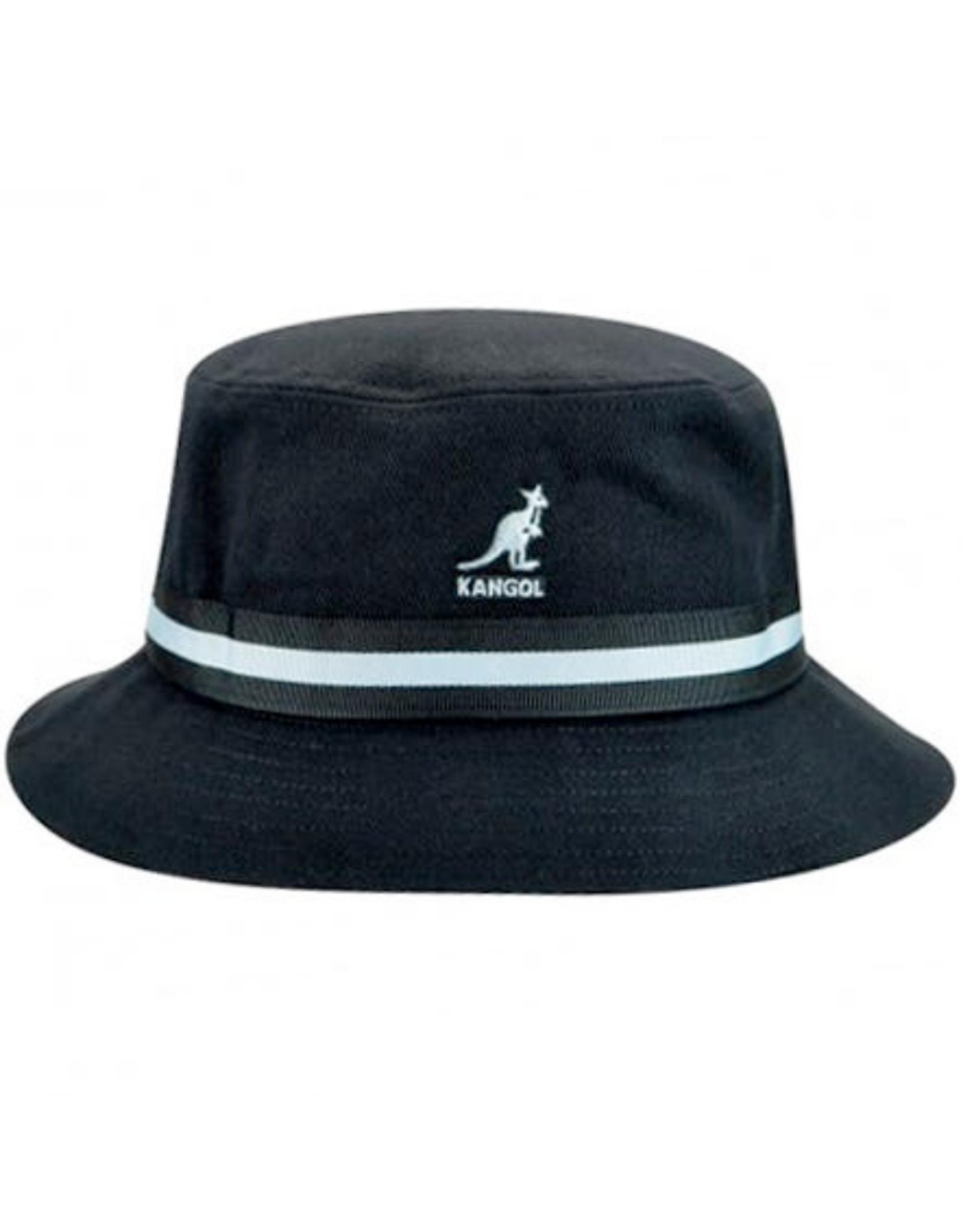 "Kangol HAT-BUCKET ""STRIPE LAHINCH"" COTTON"