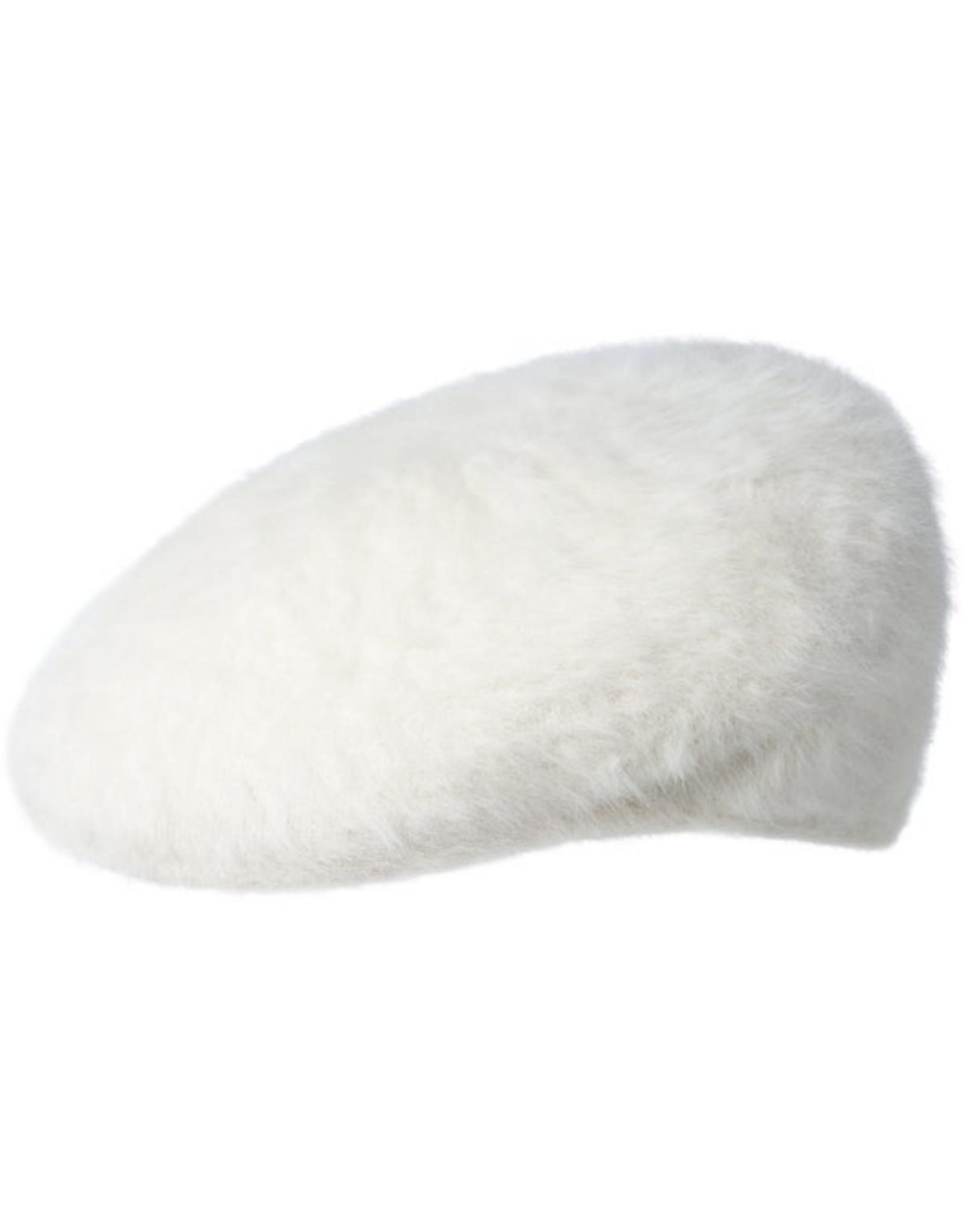 """Kangol HAT-FLAT CAP """" FURGORA 504"""" ANGORA"""