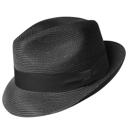 """Bailey Hat Co. HAT-TRILBY """"CRAIG"""", BRAIDED  POLY"""